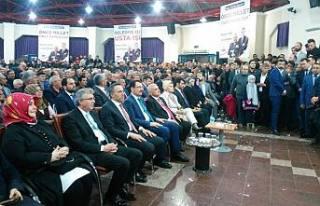 Ak Parti Aday tanıtım toplantısı Kültür Salonuna...