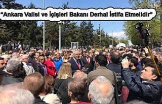 Kılıçdaroğlu'na saldırı Sakarya'da...