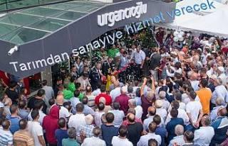 Urgancıoğlu Yapı Market yeni yerinde hizmete girdi.