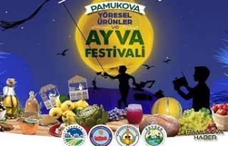 Pamukova, 'Yöresel Ürünler ve Ayva Festivaline'...