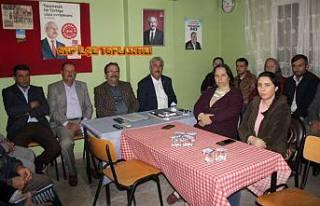 Pamukova CHP İlçe Başkanı kim olacak, toplantısı...