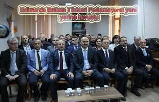 Balkan ve Rumeli Türklerinin Edirne Çalıştayı...