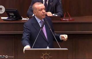 Cumhurbaşkanı Erdoğan, 'Hiçbir şehidimizin...