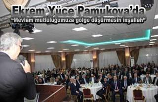 AK Parti'li Başkanlar Pamukova da Muhtarlar ve...
