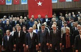 İYİ Parti Adapazarı İlçe Başkanı Serdip Dokumacı...