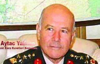 Komutan Aytaç Yalman'da Koranavirüs'den hayatını...