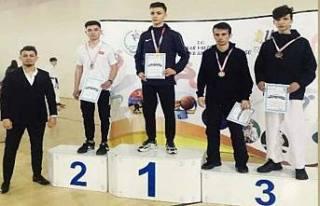 Pamukovalı Karatecilerimiz Türkiye Şampiyonasına...