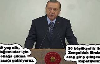 Bu gece 30 büyükşehir ve Zonguldak giriş çıkışlara...