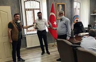 CHP'liler Eczacılar Günününde Başkan Güven...