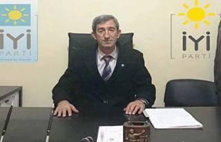 Pamukova Kapalı Pazar Yerine İYİ Parti'den tepki...