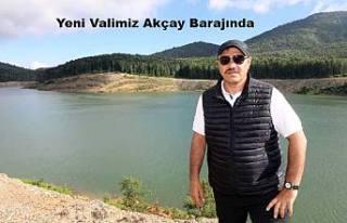 Yeni Vali Eskiyayla Akçay Havzası Tatlı Su Göletini...