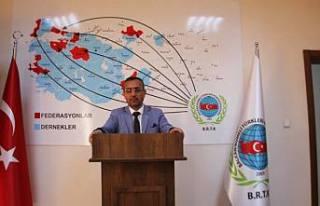 BRTK den ORSAM Başkanı Prof. Dr. Ahmet Uysal'a...