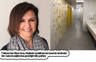 Y.Mimar Ökten: 'Pandemi Döneminde Okullarda Öncelik...