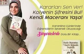 Çocuk Kitapları Yazarları listesine Elif Alp Öğretmen...