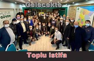 Gelecek Partisi Sakarya İl ve ilçe yönetimleri...