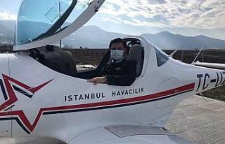 Pamukova da Sivil Havacılık çalışmaları
