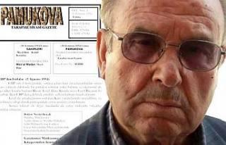 Gazeteci Aydın Abiyi de kaybettik.