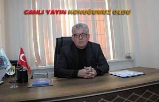 Hacıoğlu Pamukovahaber Canlı Yayın'ına Edirne...