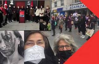 Kadınlar İstanbul Sözleşmesinin feshini yok hükmünde...