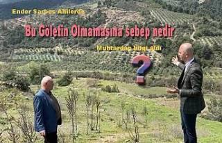 Serbes: Ahiler Barajı hayata geçirilirse hem çiftçimiz,...