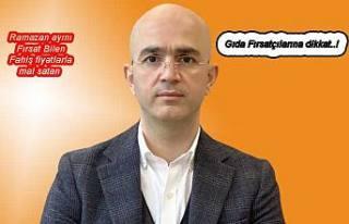 Serbes: Ramazanda gıda fırsatçıları değil, üretici...