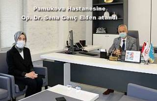 Pamukova'ya yeni Başhekim atandı
