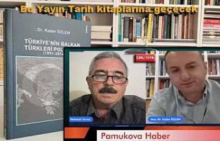 Balkanlar ve Rumeli Türkleri tarihini Kader Özlem'den...