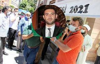 Genç Avukat Furkan Herkesi üzdün, Mekanın cennet...