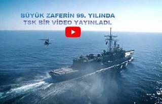 Türk Silahlı Kuvvetleri Zaferin 99. Yılında bir...