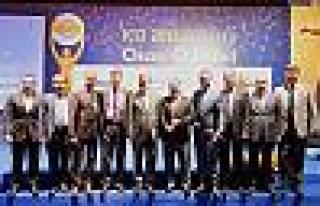 Ak-Gıda Enerji Proje Grubu Enerji Oscar ödülü...