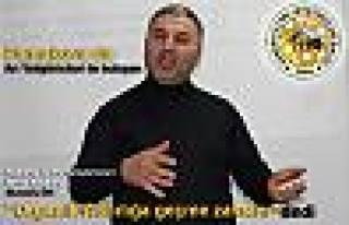 Arıcılar Birlik Başkanı Mustafa Ör, Pamukovalı...
