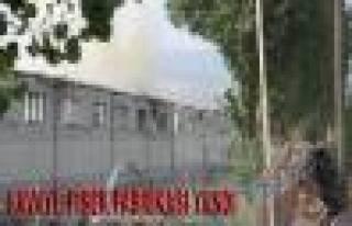 Geyve Havayii Fişek fabrikasında patlama da 8 kişi...