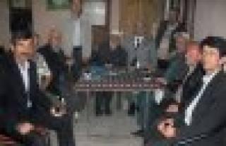 Has Parti milletvekili adayı İrfan Metin halkın...