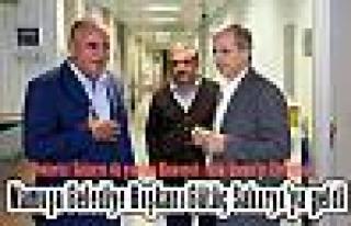 Kosova / Mamuşa Belediye Başkanı Sakarya'ya geldi....