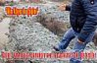 Meyve Deposu Pamukova tehlikeli atıklarla boğuşuyor.
