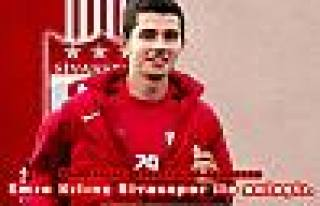 Pamukovalı Boluspor'un kanat oyuncusu Emre Kılınç...
