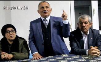 CHP, İYİ Parti ortak adayı Hüseyin Eryiğit Şeyhvarmaz'da konuştu.