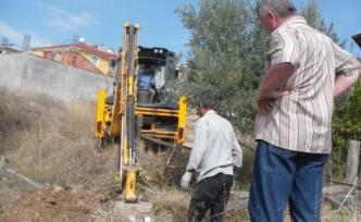 Belediye'den İş Makinesi desteği