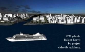 Çılgın denen proje meğer Bülent Ecevit in Mega projesiymiş.