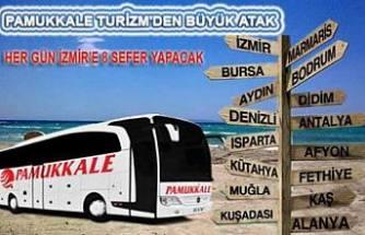 Pamukkale Turizm Sakarya'dan Sahil bölgelerine direk seferlere başlıyor.