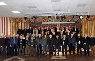 Marmara Birlik Pamukova üreticileri ile buluştu