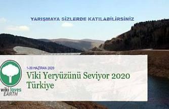 Wikipedia kuruluşu Viki ilk defa Türkiye ile ilgili fotoğraf yarışması düzenledi.