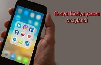 Sosyal Medya Yasası jet hızı ile geçti.