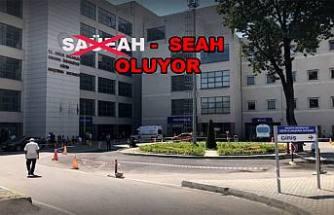 SAÜEAH hastanesinin adı değişiyor.