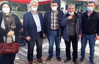 CHP Eymen İçin seferber oldu.