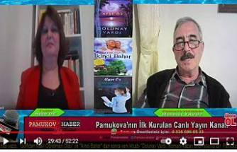 Yazar Ayşe Öz Pamukovahaber Canlı Yayın konuğu oldu.
