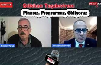 Gökhan Taşdeviren Pamukovahaber.com Canlı yayın konuğu oldu.
