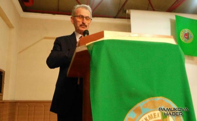 Pamukova Ziraat Odası Yaşar Ulukaya ile yola devam