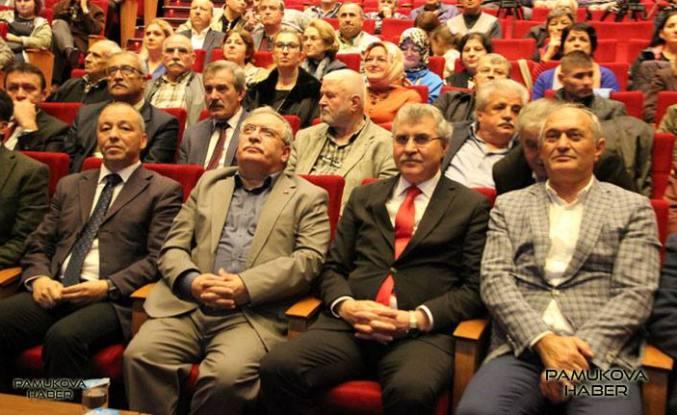 Sakarya da 1989 Zorunlu Göç Sempozyumu düzenlendi.