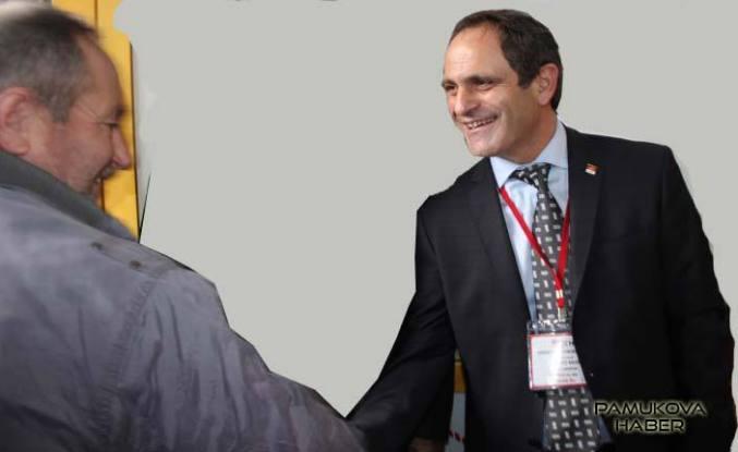 CHP Sakarya İl Başkanı Ecevit Keleş oldu.